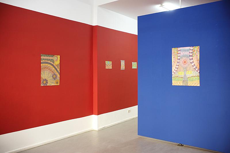 Ausstellungsansicht, Foto: Ute Lindner