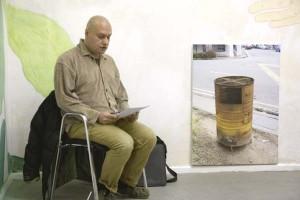 Lesung mit Hussam Naggar