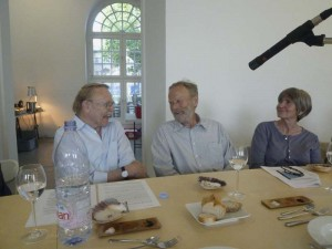Symposium (Lothar Arabin, Walter und Ute Weiss), Walter Heilwagen Stiftung
