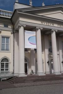 Ausstellung und Symposium, Kasseler Kunstverein